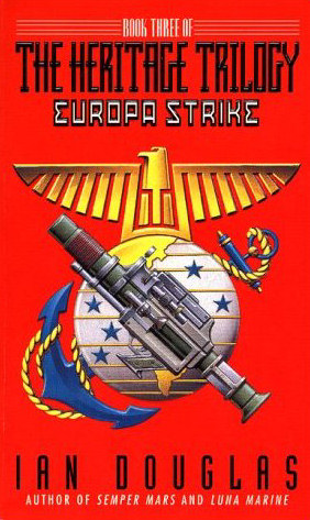 Europa Strike (The Heritage Trilogy, #3)