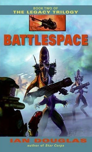 Battlespace (The Legacy Trilogy, #2)