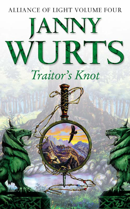 Traitor's Knot (The Wars of Light and Shadow, #7)