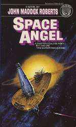 Space Angel (Spacer, #1)