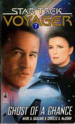 Ghost of a Chance (Star Trek: Voyager (numbered novels) #7)