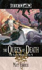 The Queen of Death (Eberron: The Lost Mark #3)