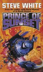 Prince of Sunset (Prince of Sunset #1)