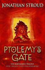 Ptolemy's Gate (The Bartimaeus Trilogy, #3)