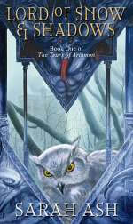 Lord of Snow and Shadows (The Tears of Artamon, #1)