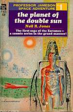 The Planet of the Double Sun (Professor Jameson Space Adventure, #1)
