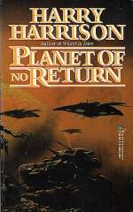 Planet of No Return (Brion Brandd #2)