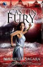 Cast in Fury (The Chronicles of Elantra, #4)