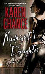 Midnight's Daughter (Dorina Basarab, Dhampir, #1)