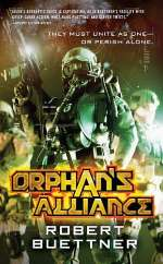 Orphan's Alliance (Jason Wander, #4)