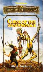 Curse of the Shadowmage (Forgotten Realms: The Harpers #11)