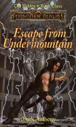 Escape from Undermountain (Forgotten Realms: The Nobles #3)