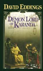 Demon Lord of Karanda (The Malloreon, #3)