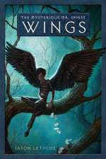 Wings (The Mysterious Mr. Spines, #1)