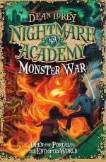Monster War (Nightmare Academy, #3)