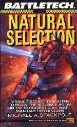 Natural Selection (BattleTech #5)