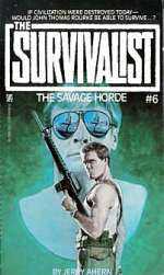 The Savage Horde (The Survivalist, #6)