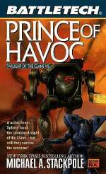 Prince of Havoc (BattleTech: Twilight of the Clans #7)