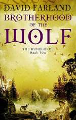 Brotherhood of the Wolf (The Runelords, #2)