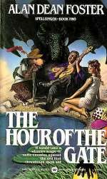 The Hour of the Gate (Spellsinger #2)