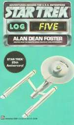 Star Trek Log Five (Star Trek: The Animated Series / Star Trek Logs #5)