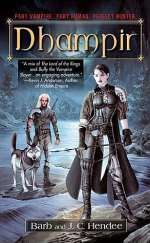Dhampir (The Noble Dead, #1)