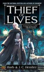 Thief of Lives (The Noble Dead #2)