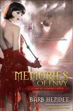 Memories of Envy (The Vampire Memories, #3)