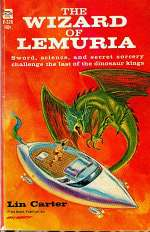 The Wizard of Lemuria (Thongor, #1)