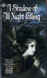 A Shadow of All Night Falling (The Dread Empire (main sequence), #1)