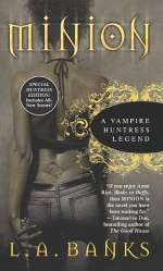 Minion (Vampire Huntress Legend Novels, #1)