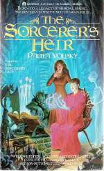 The Sorcerer's Heir (Sorcerer, #2)