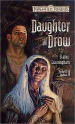 Daughter of the Drow (Starlight & Shadows, #1)