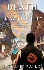 Death in the Traveling City (The Prince Amir Mystery Series, #3)