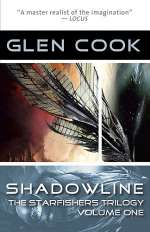 Shadowline (The Starfishers Trilogy, #1)