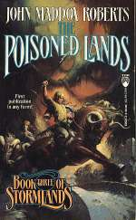 The Poisoned Lands (Stormlands, #3)