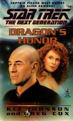 Dragon's Honor (Star Trek: The Next Generation (numbered novels), #38)