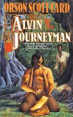 Alvin Journeyman (The Tales of Alvin Maker, #4)