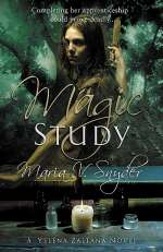 Magic Study (Yelena Zaltana, #2)