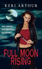 Full Moon Rising (Riley Jenson, Guardian, #1)