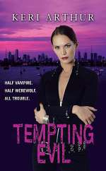 Tempting Evil (Riley Jenson, Guardian, #3)