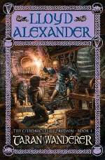 Taran Wanderer (Chronicles of Prydain, #4)