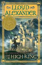 The High King (Chronicles of Prydain, #5)