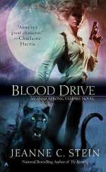 Blood Drive (Anna Strong Chronicles / Anna Strong, Vampire #2)