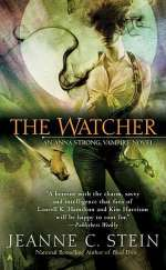 The Watcher (Anna Strong Chronicles / Anna Strong, Vampire #3)