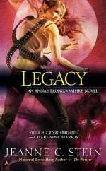Legacy (Anna Strong Chronicles / Anna Strong, Vampire #4)