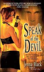 Speak of the Devil (Morgan Kingsley, Exorcist, #4)