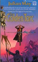 The Golden Torc (The Saga of Pliocene Exile, #2)