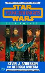 Jedi Bounty (Star Wars: Young Jedi Knights #10)