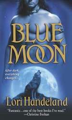 Blue Moon (Nightcreature #1)